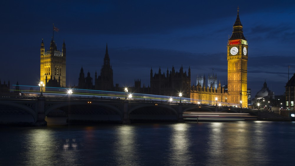 Last Light in London