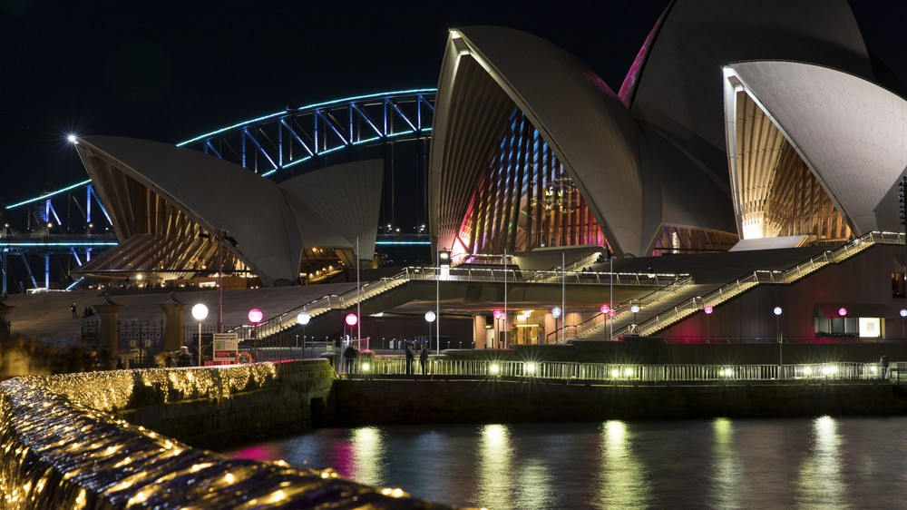 The Colors of Sydney