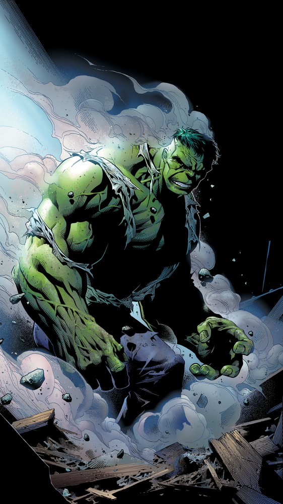Hulk: Unchained #3