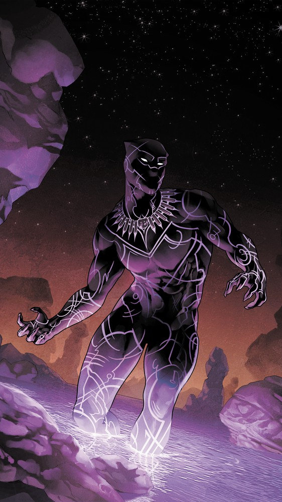 5 Fantastic Facts about Black Panther (and the comic series)