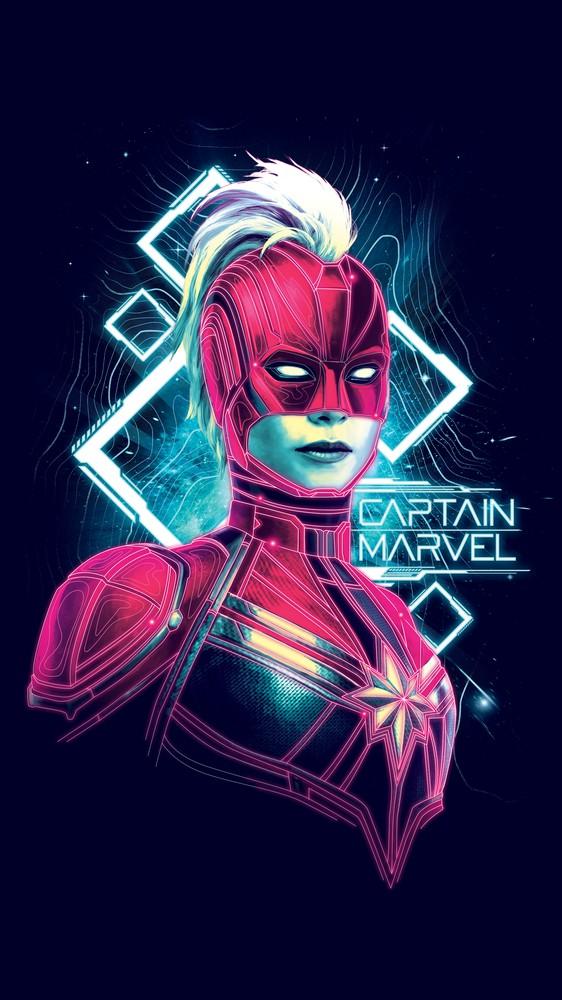 Captain Marvel, Binary Form