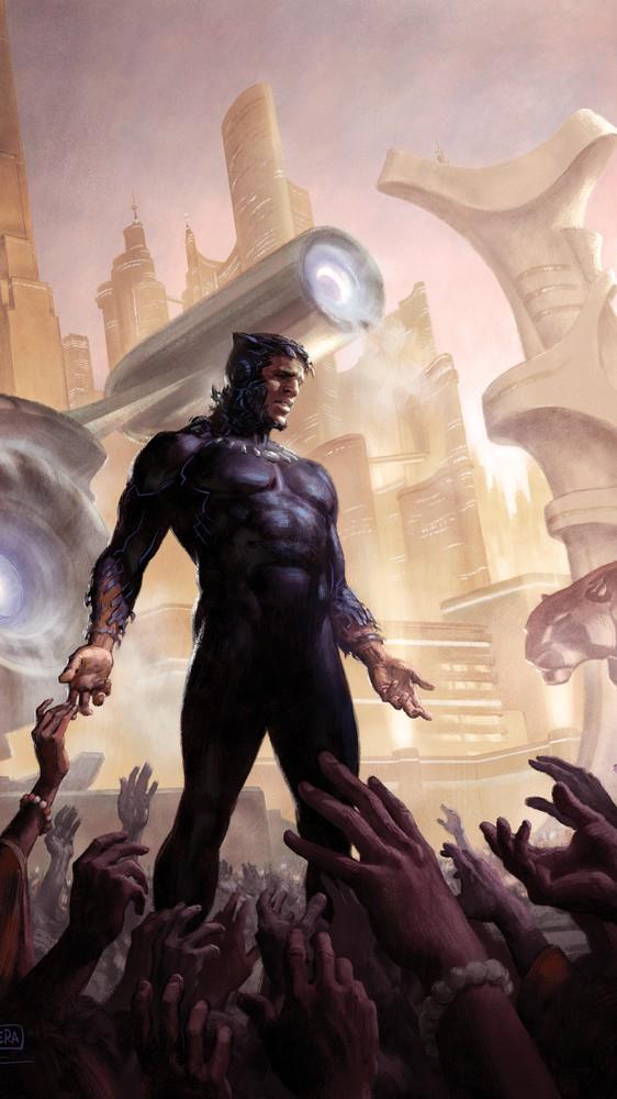 Black Panther (2018) #12