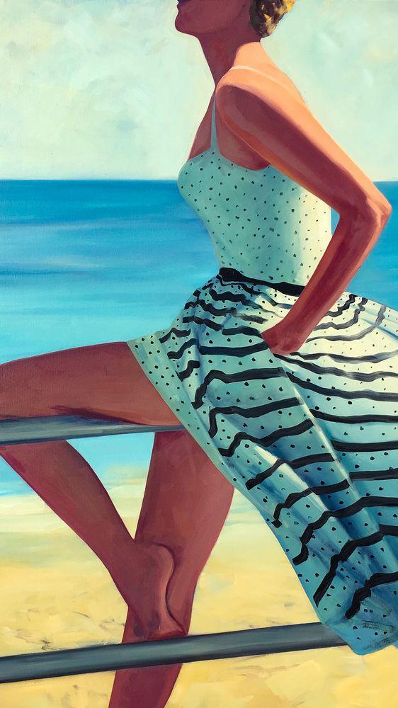 Sea Breeze (detail)
