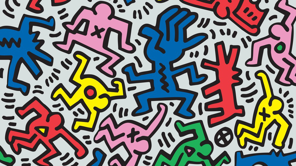 How Keith Haring Democratized Art