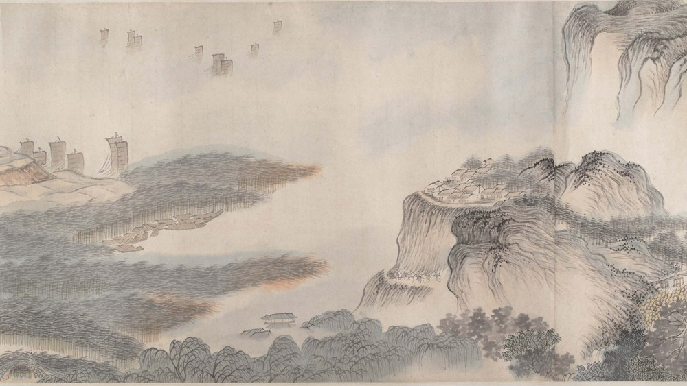 Landscape of the Four Seasons (Section 14)