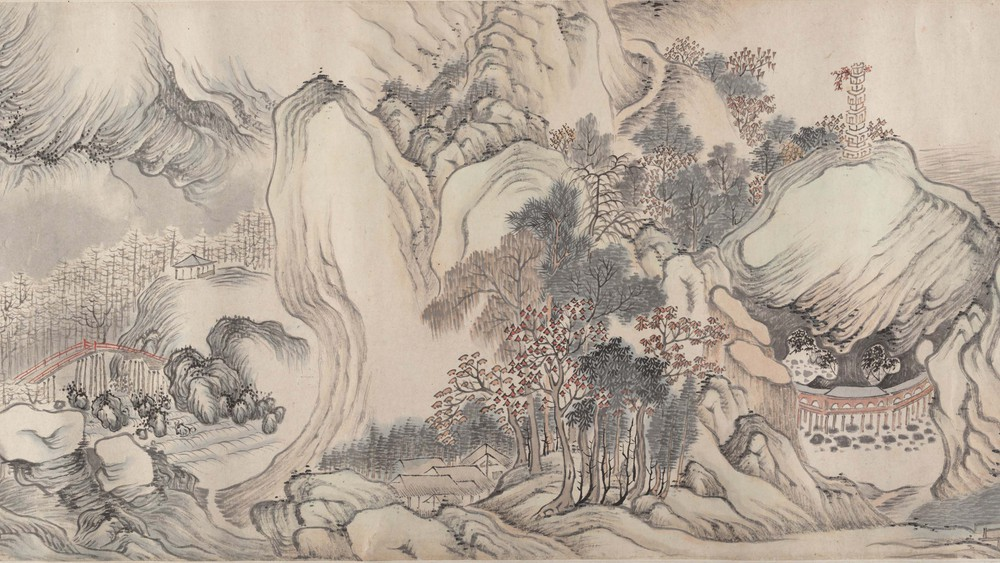 Landscape of the Four Seasons (Section 17)