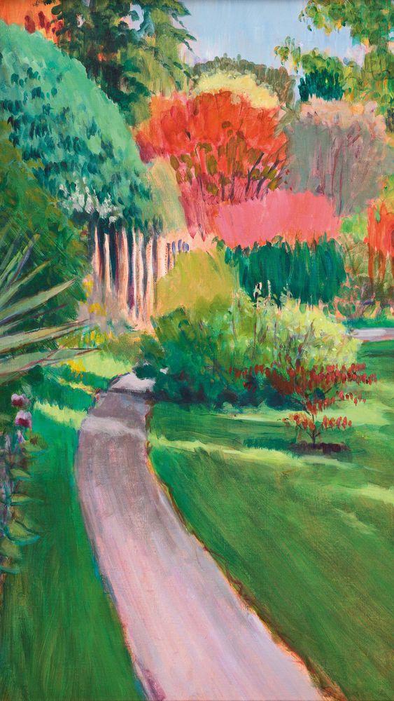 "Marco Cazzulini's ""Botanical Gardens"""