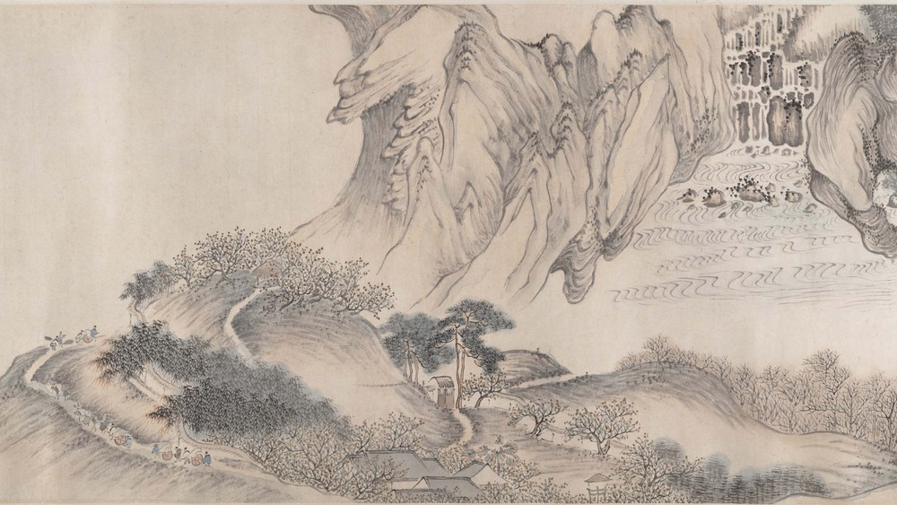 Landscape of the Four Seasons (Section 19)