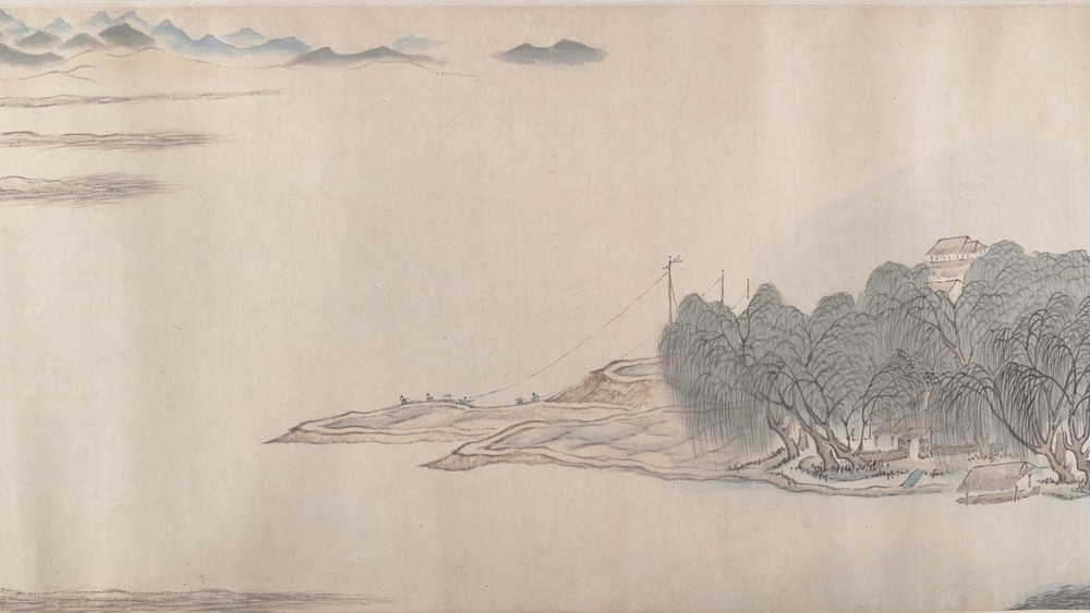 Landscape of the Four Seasons (Section 15)