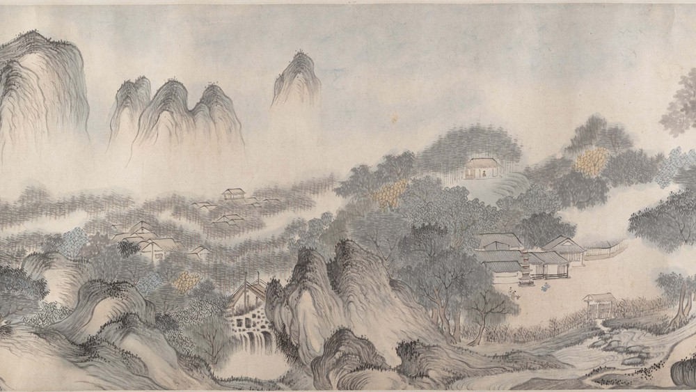 Landscape of the Four Seasons (Section 13)