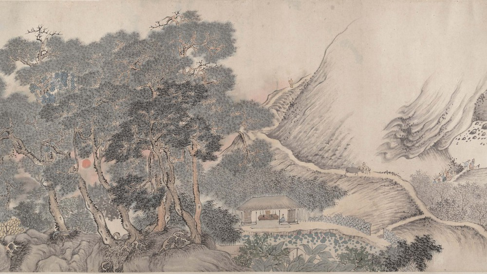 Landscape of the Four Seasons (Section 10)