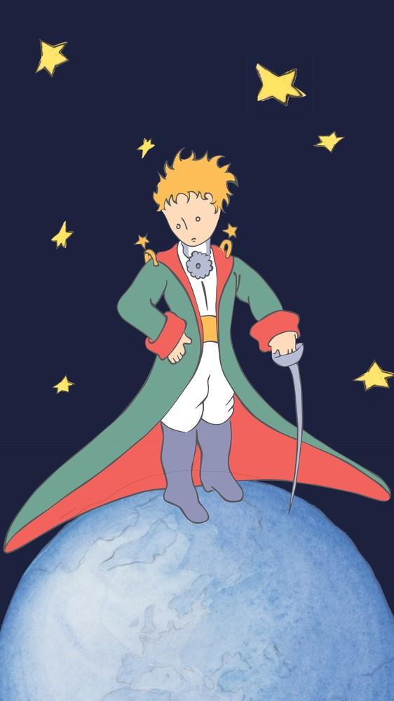 The Little Prince™ (Le Petit Prince) | Explore Meural's Permanent ...