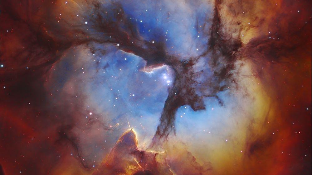 Trifide Nebula