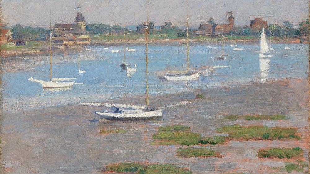 Low Tide, Riverside Yacht Club