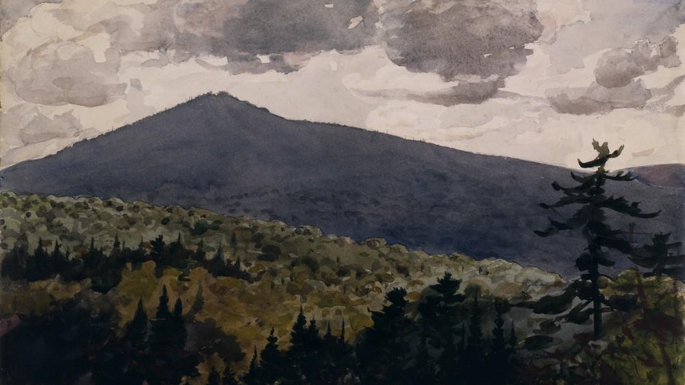 Burnt Mountain