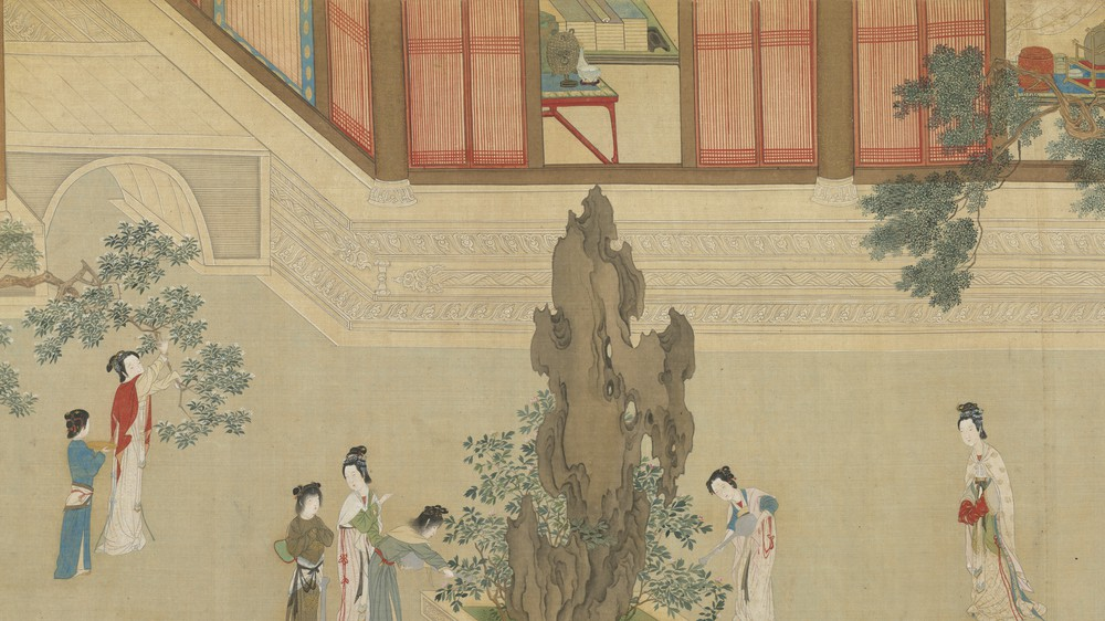Spring Morning in the Han Palace (Section 5)