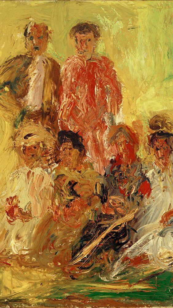 Group Portrait with Schönberg