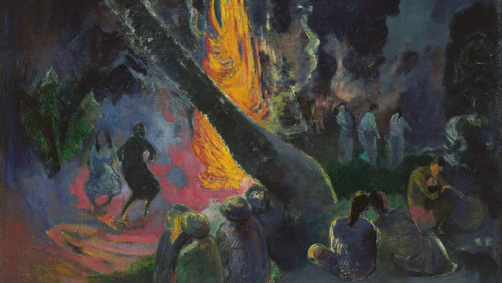 Upa Upa (The Fire Dance)