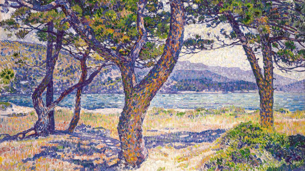 The Mediterranean at Le Lavandou