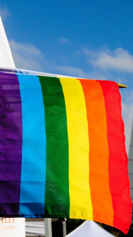 Pride Day in Calgary