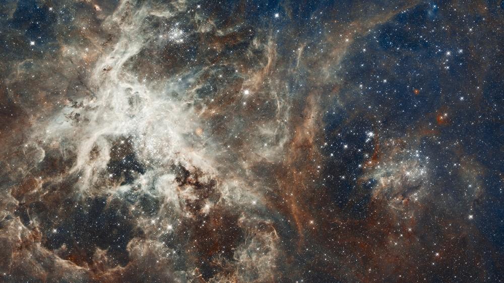 30 Doradus, Tarantula Nebula