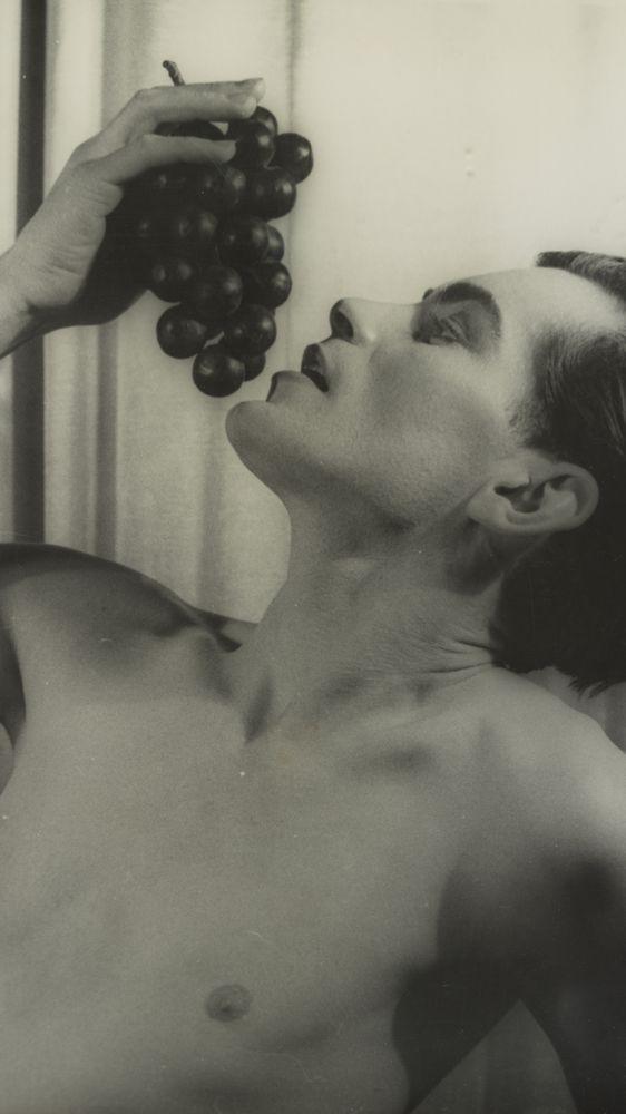 Portrait of Hugh Laing