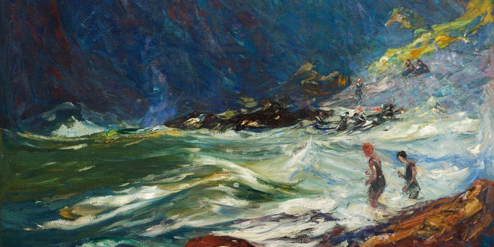 How a Small Coastal Town Transformed American Painting