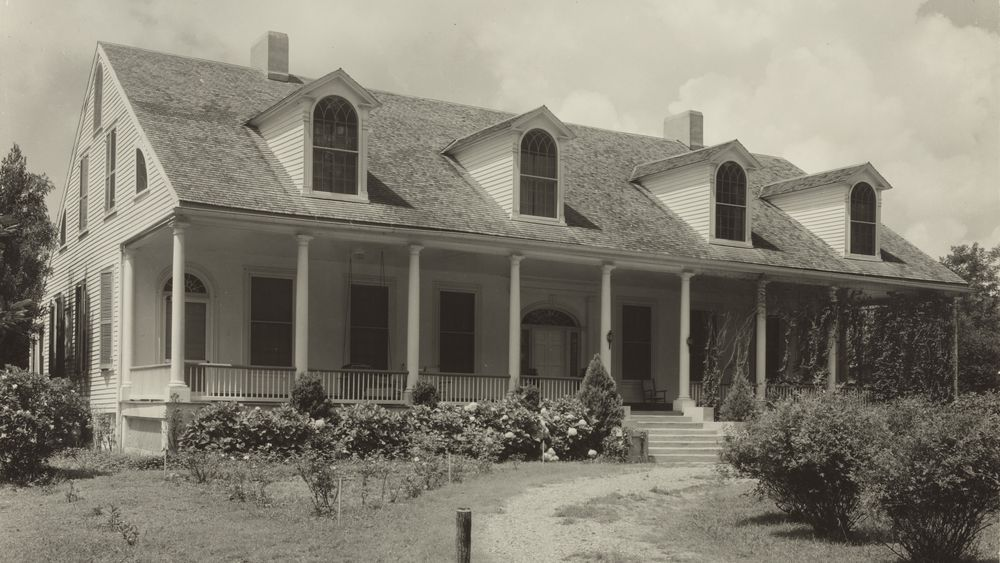 The Briars, Natchez vic., Adams County, Mississippi