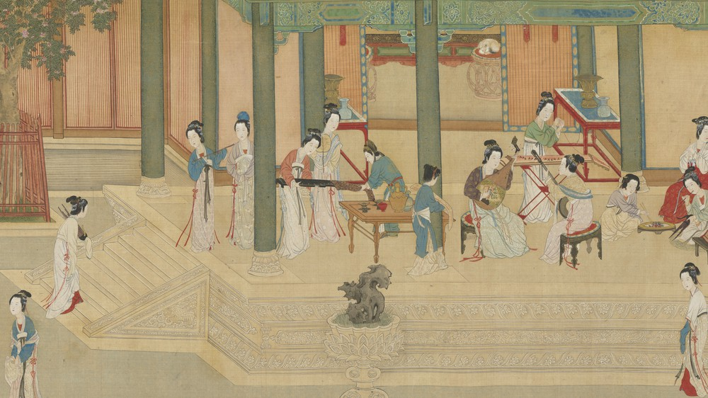 Spring Morning in the Han Palace (Section 7)