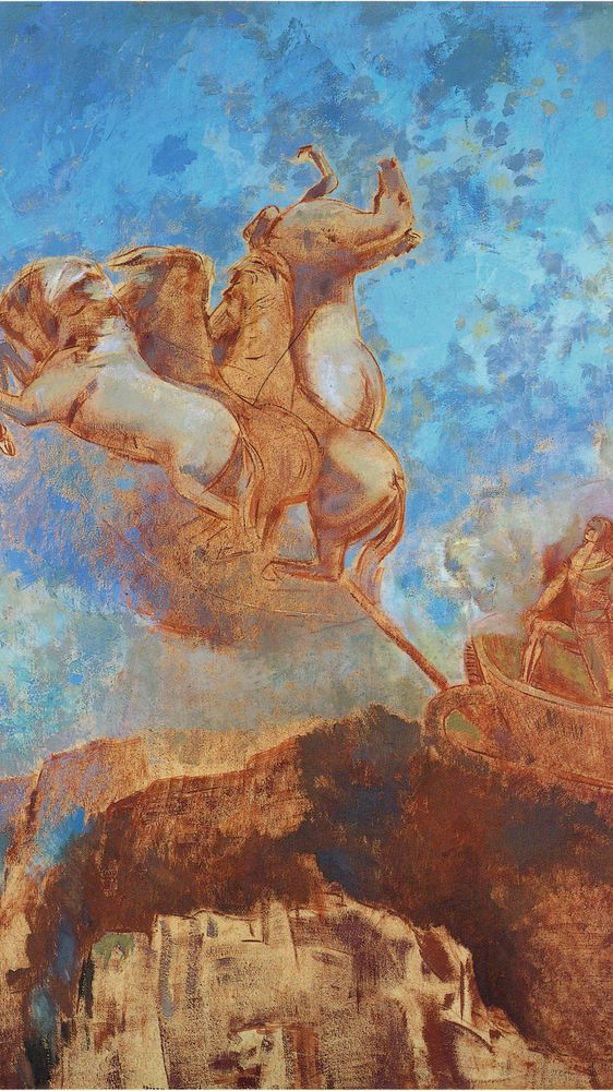 The Chariot of Apollo