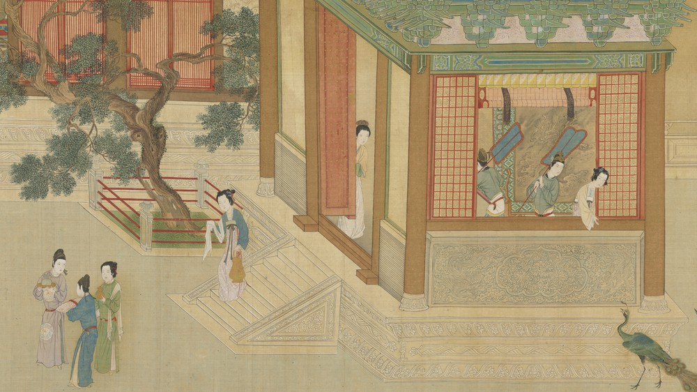 Spring Morning in the Han Palace (Section 4)