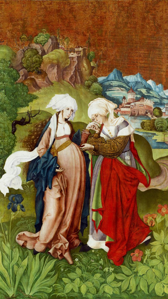 The Visitation, from Selmecbánya