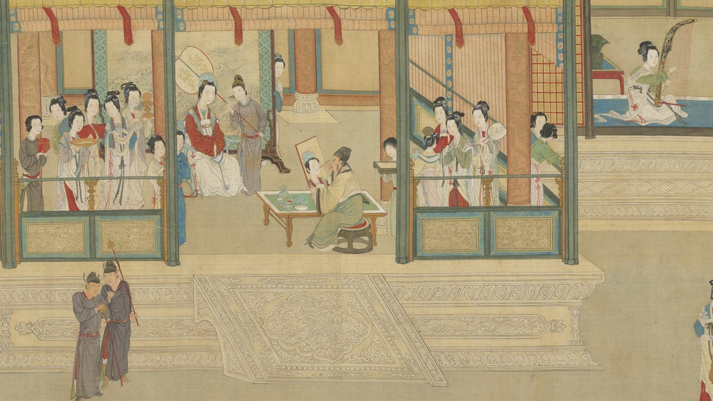 Spring Morning in the Han Palace (Section 11)