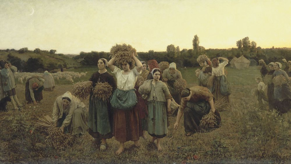 Calling in the Gleaners