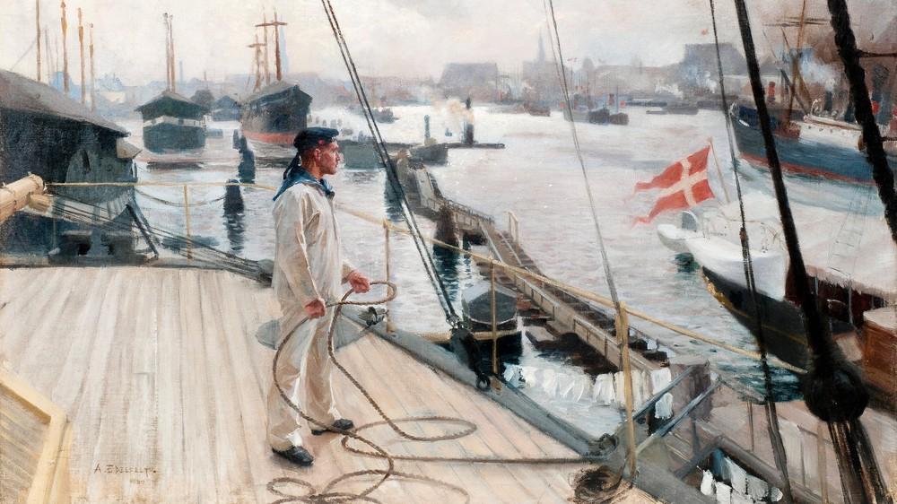 From the Port of Copenhagen I.