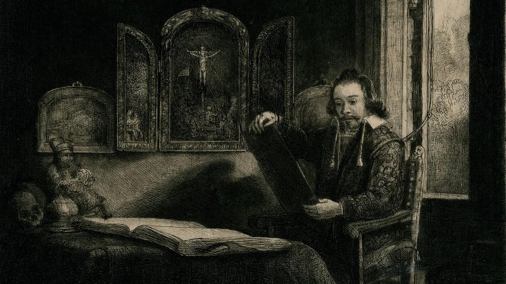 Abraham Francen, Apothecary