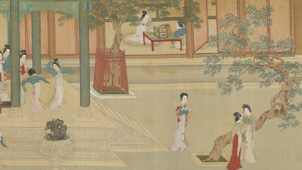 Spring Morning in the Han Palace (Section 6)