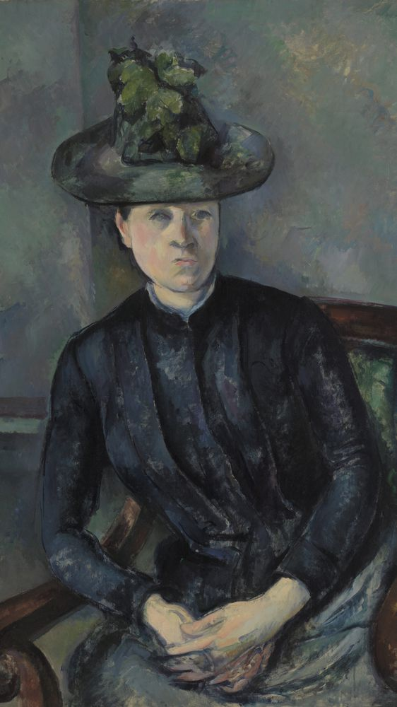 The Woman Cézanne Painted 29 Times